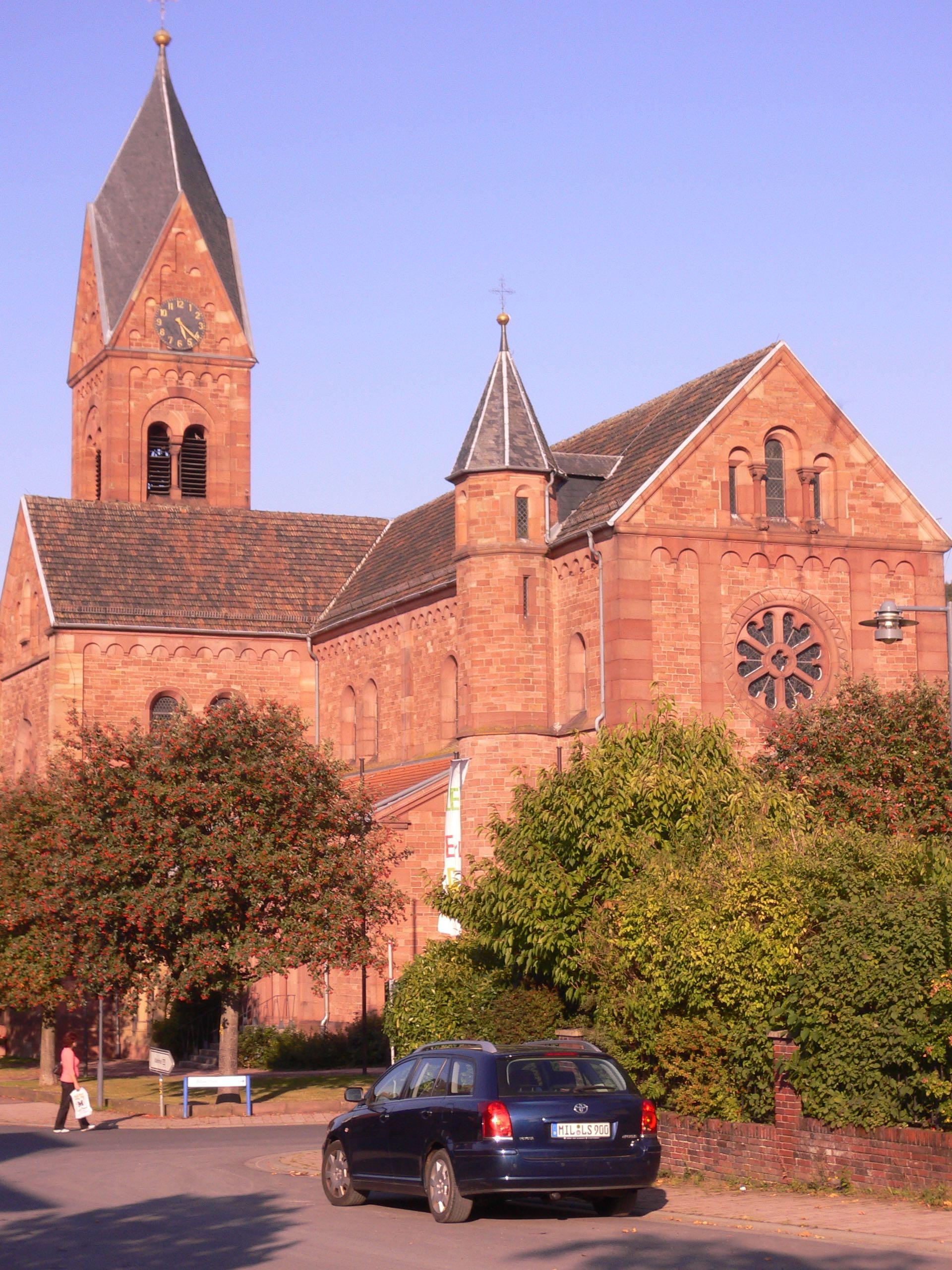 Unsere Pfarrkirche St.Nikolaus in Wörth